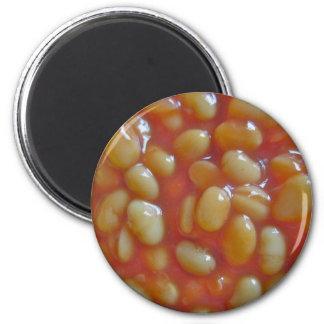 Gebackener Bohnen-Magnet Magnete