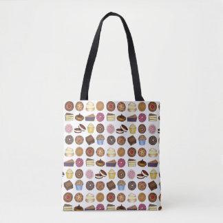 Gebackener Waren-Feinschmecker-Muffin-Kuchen Tasche