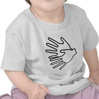 Gebärdenspracheikone Hemden