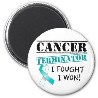 Gebärmutterkrebs-Abschlussprogramm Magnete