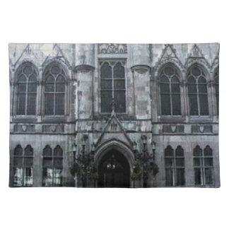 Gebäude Art1 snap-41158 Schottlands Inverness Tischset
