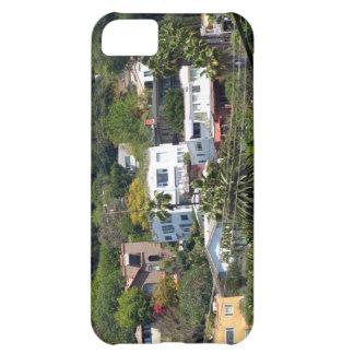 Gebäude auf dem Berg iPhone 5C Hüllen