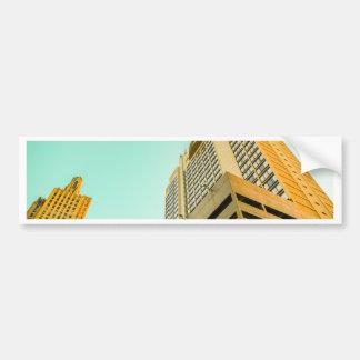 Gebäude Autoaufkleber