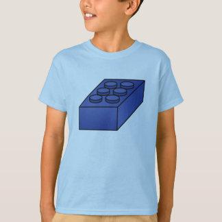 Gebäude-Blöcke - vektorillustration T-Shirt