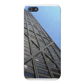Gebäude Chicagos John Hancock iPhone 5 Schutzhüllen