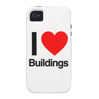 Gebäude der Liebe I iPhone 4 Case