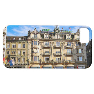 Gebäude der Schweiz, Luzerne Bucherer iPhone 5 Etui