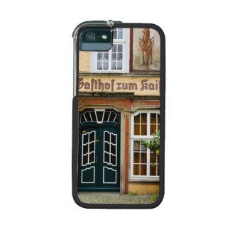 Gebäude-Fotografie Bremens SchnoorOld Hülle Für iPhone 5