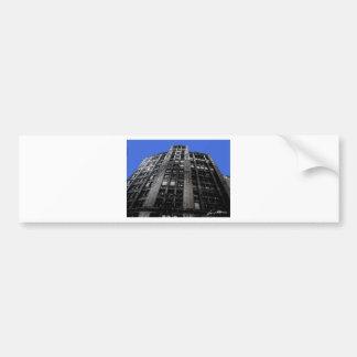 Gebäude in Detroit Autoaufkleber