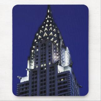 Gebäude New York Chrysler Mousepads