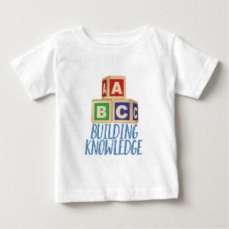Gebäude-Wissen Baby T-shirt