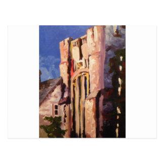 Gebäudemalerei Postkarte