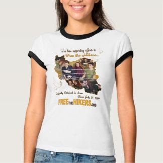 GEBEN SIE ALLE DREI FREI! T-Shirt