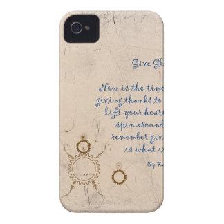 Geben Sie dem Gott Ruhm iPhone 4 Hüllen
