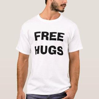 Geben Sie die besonders angefertigten Umarmungen T-Shirt