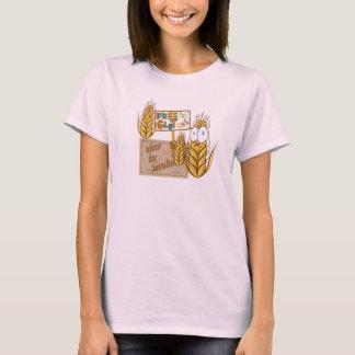 Geben Sie die Glutene frei T-Shirt