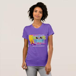 Geben Sie einen Schrei T-Shirt
