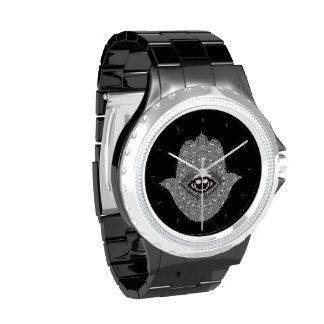 Geben Sie frei (Hamsa Hand) Uhr