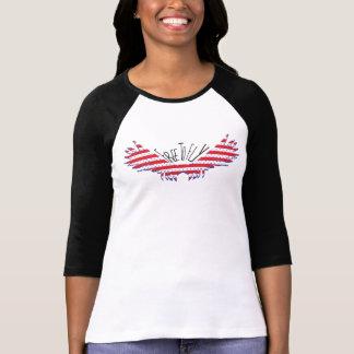 Geben Sie frei, um zu fliegen T-Shirt