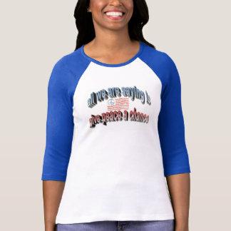 Geben Sie Frieden - Lennon T - Shirt