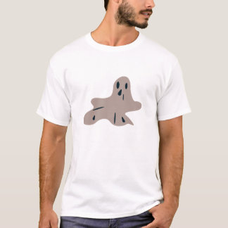 Geben Sie gekackte T-Shirt