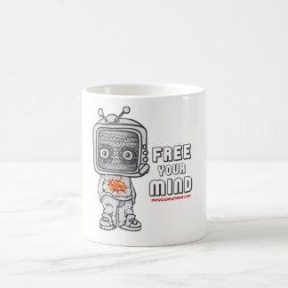 Geben Sie Ihre SinnesTasse frei Kaffeetasse