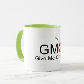 Geben Sie mich Bio! Tasse