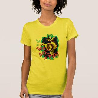 Geben Sie mir eine Tatze T-Shirt