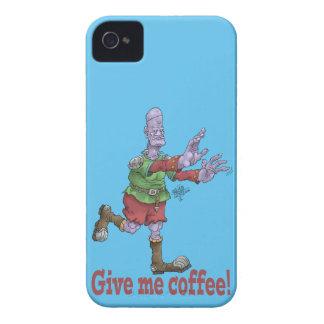 Geben Sie mir Kaffee! Fall Iphone4 Case-Mate iPhone 4 Hülle
