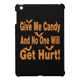 Geben Sie mir Süßigkeit, die niemand verletzt iPad Mini Hülle