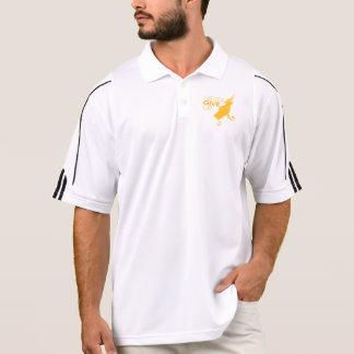 Geben Sie nie der Adidas-Golf-Polo-Shirt der Polo Shirt