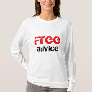 Geben Sie, Rat frei T-Shirt