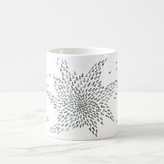 Geben Sie sich frei Kaffeetasse