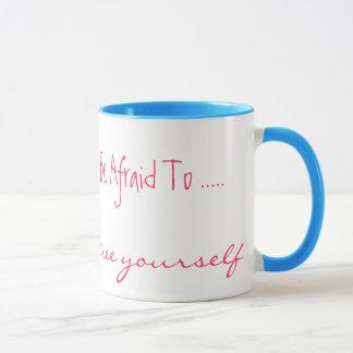 Geben Sie sich Tasse frei