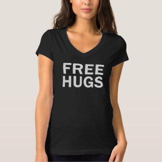 Geben Sie Umarmungen Bella V - Hals - der T-Shirt