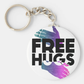 Geben Sie Umarmungen frei Schlüsselanhänger