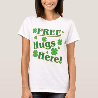 Geben Sie Umarmungen hier frei! T-Shirt