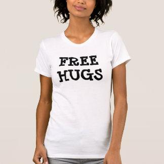 Geben Sie Umarmungs-Trägershirt frei T-Shirt