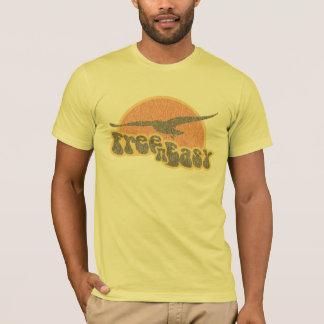 Geben Sie - und - das einfache Gehen frei T-Shirt