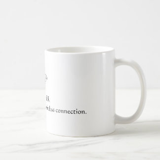 Gebet-D bestste Verbindung Kaffeetasse