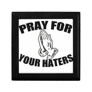 Gebet Erinnerungskiste