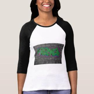 Gebetgraffiti-Shirt T-Shirt