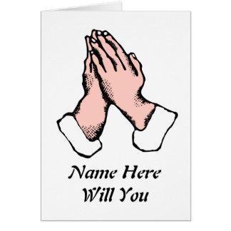 Gebetshände