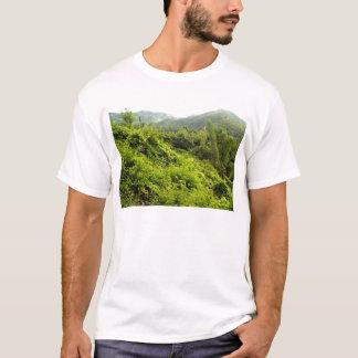 Gebirgs   wald T-Shirt