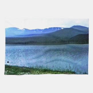 Gebirgskunst -36909a1 Schottlands Cairngorm Geschirrtuch