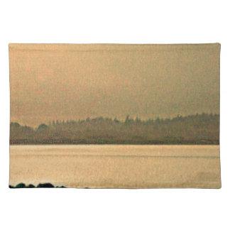 Gebirgskunst 37319a2 Schottlands Cairngorm jGibney Stofftischset