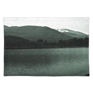 Gebirgskunst snap-36648 Schottlands Cairngorm Stofftischset