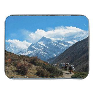 Gebirgsreise-Tourismus Kindernepals Himalaja Puzzle