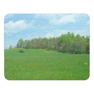 Gebirgsspitzenheu-Feld Türschild