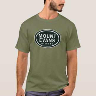 GebirgsT - Shirt Berg-Evans 14.265 FT Co